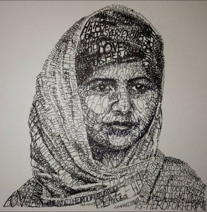 Malala Yousafzai by Michael Volpicelli via Creative Commons